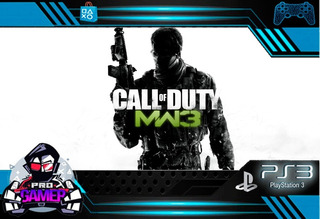 Call Of Duty Modern 3 Warfare Psn Store Ps3