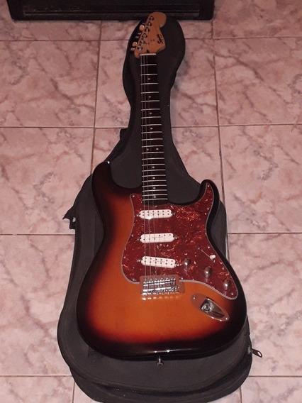 Guitarra Eléctrica Fender Squier Bullet Strat Modificada