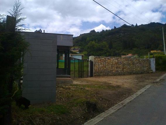 Lote Condominio Condominio Campestre Tuala Tenjo