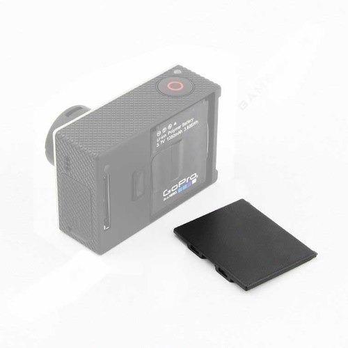 Porta Tampa Go Pro Bateria Da Gopro Hero 3 - Frete R$9,00