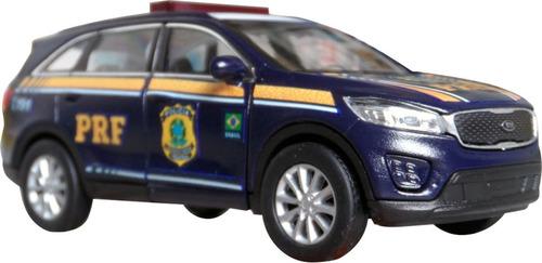 Miniatura Viatura Prf - Polícia Rodoviária Federal - Metal