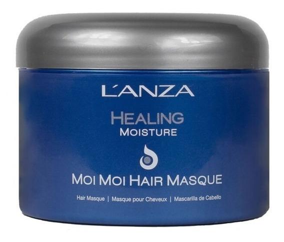 Máscara Lanza Healing Moisture Moi Moi Hair Masque 200ml + Brinde