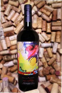 Vino Tinto Finca Abril Gran Reserva 2011 Art Collection
