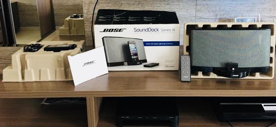 Caixa De Som Bose Sounddock 3