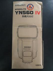 Flash Yongnuo Yn560-iv Novo