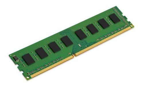 Memoria Kingston Ddr3 Kvr16ln11/4 4gb 1600mhz Ddr3l Non-ecc Cl11 240-pin Udimm Low Voltage 1.35v