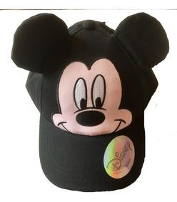 4e1f83c46 Gorras Mickey Mouse Originales Para Niño Licenciada Disney