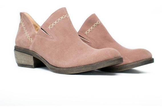 Zapatos Mujer Botas Botinetas Texanas Charritos Dama Gamuza