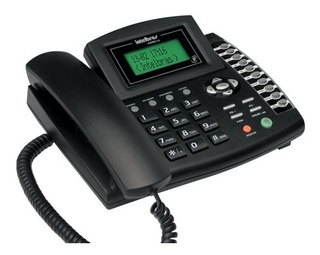 Telefone Ip Com Poe Intelbrasil - Voiper Poe + Nota Fiscal