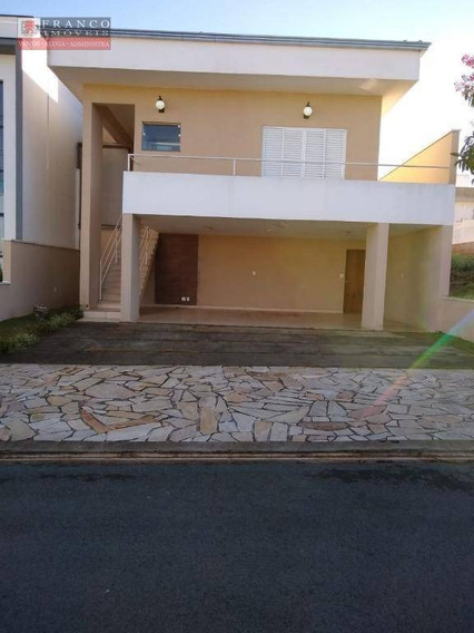 Casa Com 3 Dormitórios Para Alugar Por R$ 3.200,00/mês - Condomínio São Domingos - Valinhos/sp - Ca0564