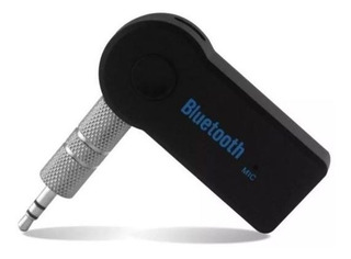 Receptor Bluetooth P2 Usb Adaptador Áudio Entrada Auxi Carro