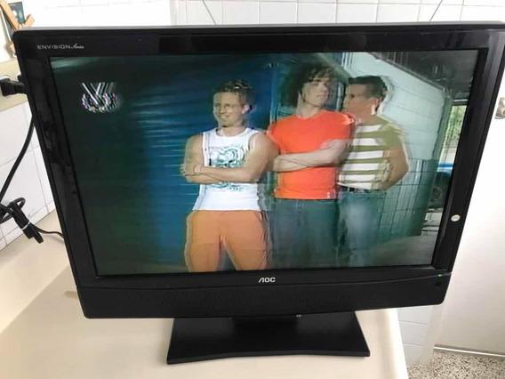 Tv / Monitor Lcd 22 Marca Aoc L22w765