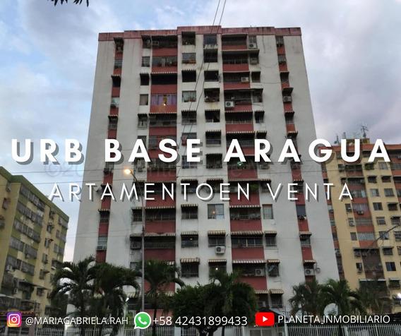 Apartamento Piso Bajo En Venta En Base Aragua 21-9888 Mgi