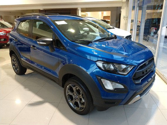 Ford Ecosport 2.0 Gdi Storm At 4x4 (1)
