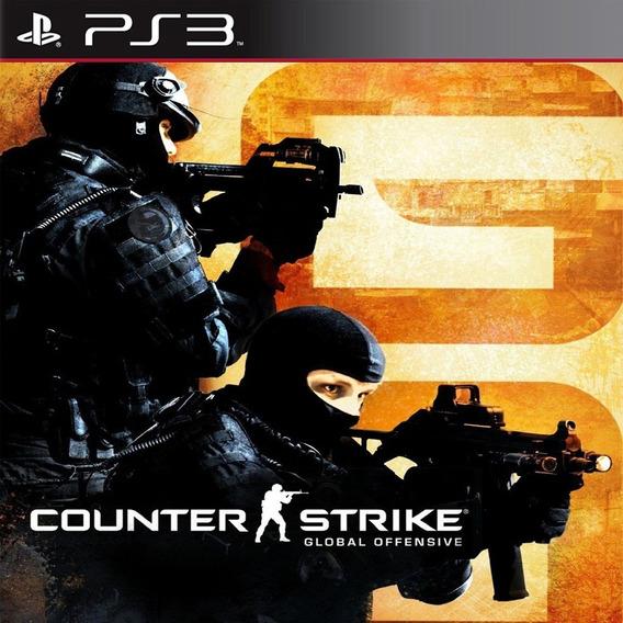 Counter Strike Global Offensive Cs Go Pt Br - Jogos Ps3