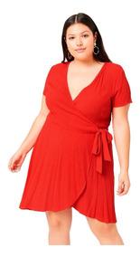 Vestido Bambula Forever 21 Plus Size Talle Especial 2x 3x