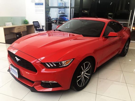 Ford Mustang 2016 2p Coupé Ecoboost L4/2.3/t Aut