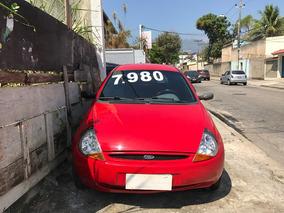 Ford Ka 1.0 - Muito Conservado - Pneus Novos