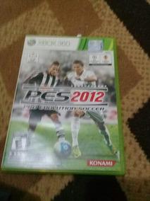 Pro Soccer Evolution 2012.