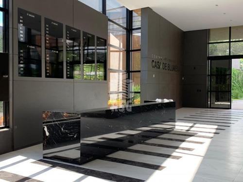 Imagem 1 de 18 de Sala Comercial Com 95 M²,  Na Casa De Blumenau Centro Integrado, Em Blumenau, Sc. - 540