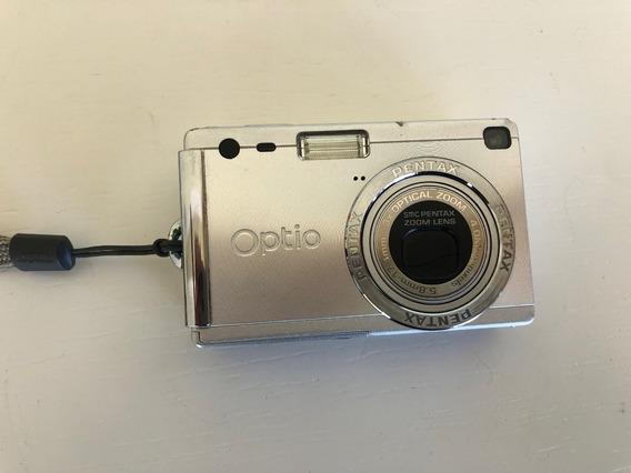 Câmera Digital Pentax Optio S4i - Ótimo Estado