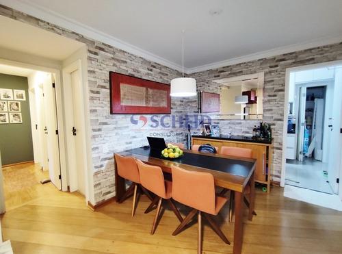 Imagem 1 de 15 de Apartamento Na Vila Mascote, 3 Dormitórios - Mc5077