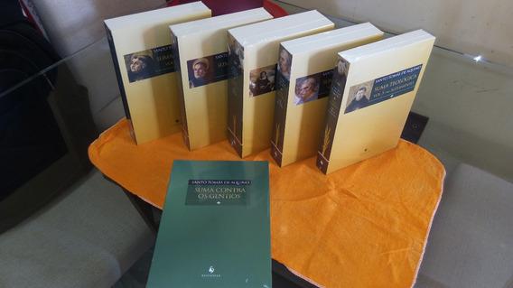 S. Tomás De Aquino - Suma Teológica + Suma Contra Os Gentios
