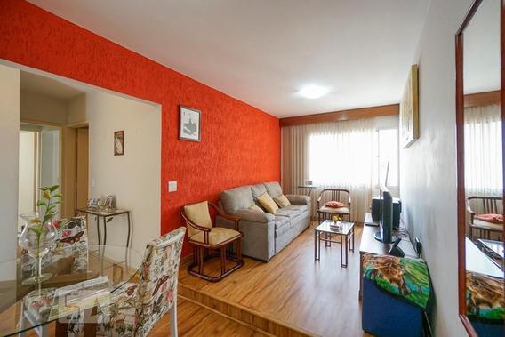 Apartamento No 11º Andar Com 2 Dormitórios E 1 Garagem - Id: 892951739 - 251739