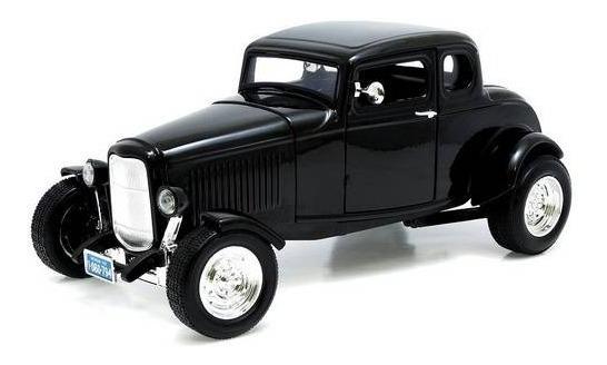 1932 Ford Five-window Coupe - Escala 1:18 - Motormax
