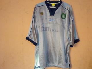 Camisa Palmeiras Goleiro Libertadores Léia Descrição 2000