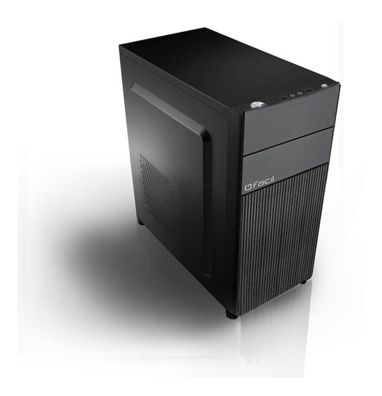 Computador Fácil Intel Core I5 4gb Ddr3 Ssd 240gb