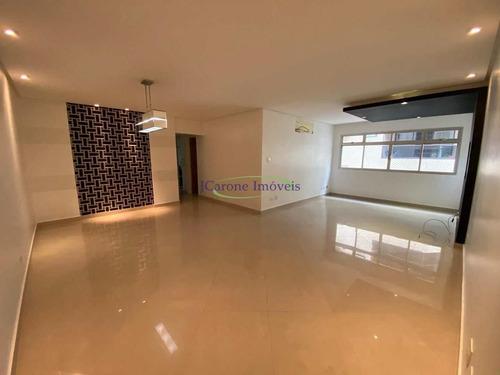 Apartamento Com 3 Dorms, Ponta Da Praia, Santos - R$ 735 Mil, Cod: 64152922 - V64152922