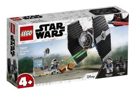 Lego Star Wars Tie Fighter Attack 77 Peças - 75237 Lego