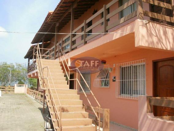 Apartamento Residencial À Venda, Campo Redondo, São Pedro Da Aldeia. - Ap0156