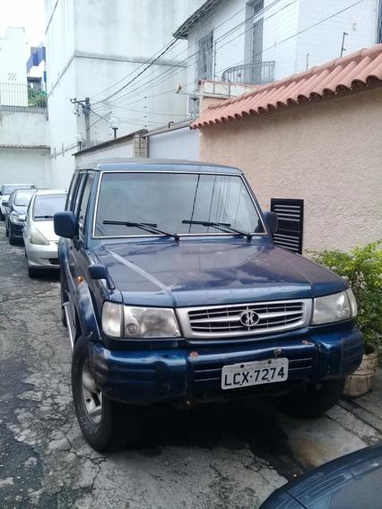 Hyundai Galloper 3.6 V6 De Luxe