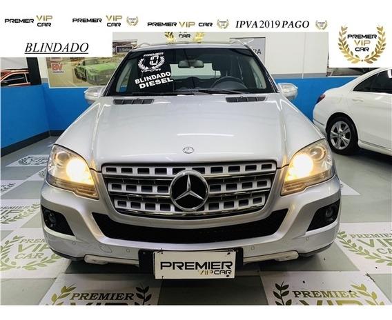 Mercedes-benz Ml 350 3.0 Cdi Sport 4x4 V6 Diesel 4p Automáti