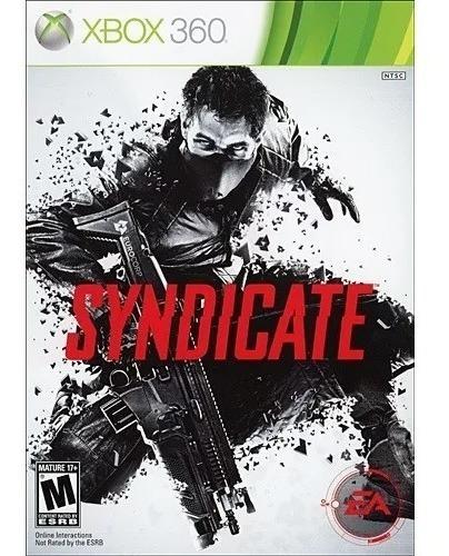 Jogo Novo Pronta Entrega Syndicate - Xbox 360