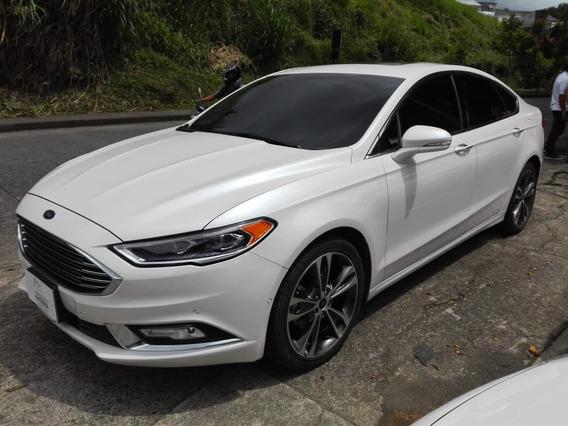 Ford Fusion Titanium 2017 2.0t (255)