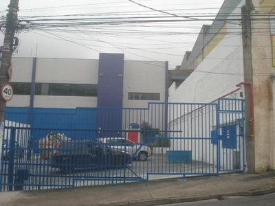 Galpão À Venda/aluguel, São Bernardo Do Campo/sp - 10542
