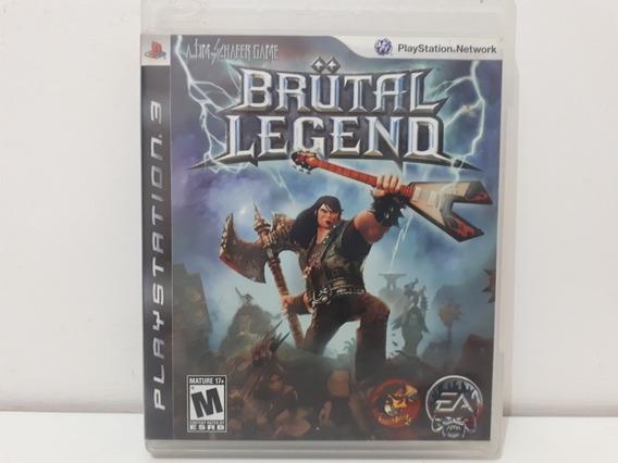 Brutal Legend Playstation 3