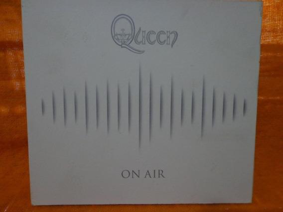 Cd Queen - On Air Duplo