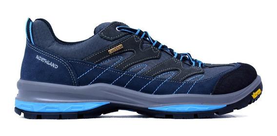 Zapatillas Impermeable Hombre Scamosciato V.16 Northland
