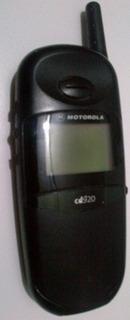 Celular Motorola Cd920 Gsm Dual Band Desbloqueado - Raridade