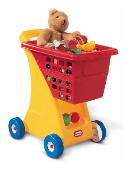 Juguete Fisher Price Little Tikes Shopping Cart / J