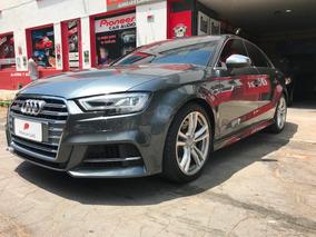 Audi S3 Sedán 2.0 Tfsi 2018, Único Dueño, Automático