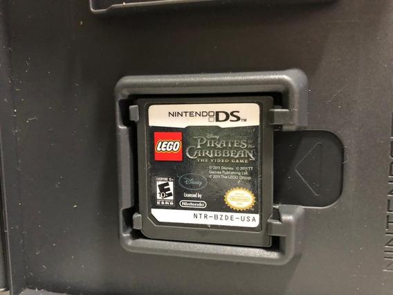 Lego Piratas Do Caribe - Nintendo Ds