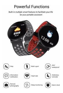 Relógio Inteligente Xanes G101 Preto Bluetooth Notificações