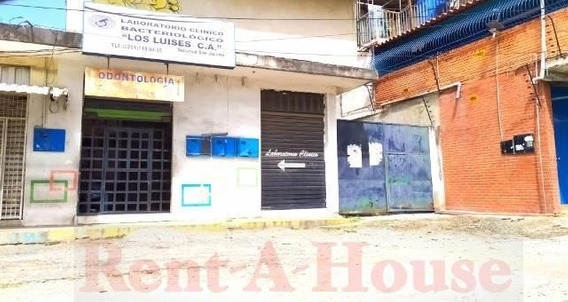 Oficina En Alquiler Zona Centro Barquisimeto 20 9908 J&m