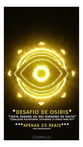 Farol Desafio De Orisis - Passagem Perfeita