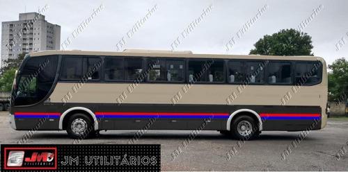 Imagem 1 de 13 de Viaggio 1050 G6 Ano 2008 M.benz O500r 50 Lug Jm Cod.150